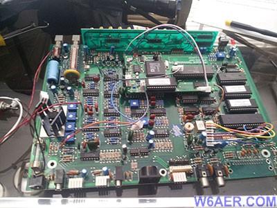 AEA Timewave PK232 Upgrade