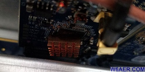 FlexRadio Heatsink Upgrade