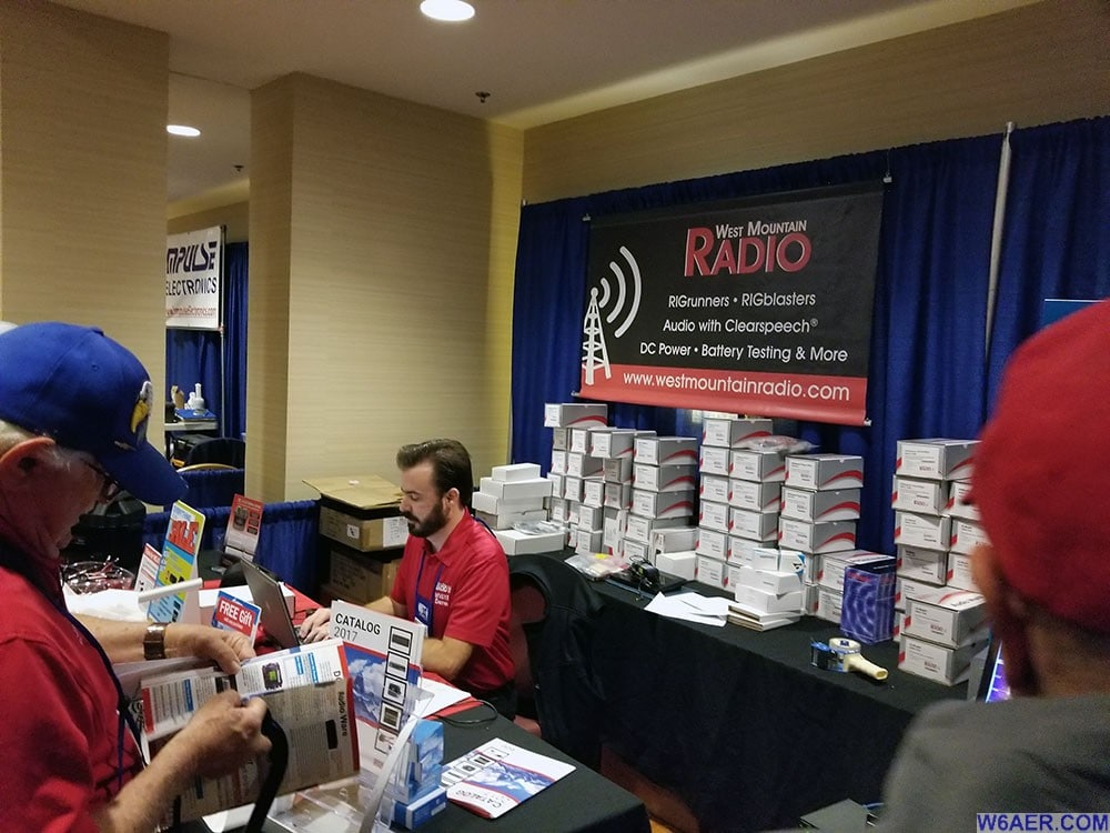 Pacificon Ham Radio Conference Northern California 2017