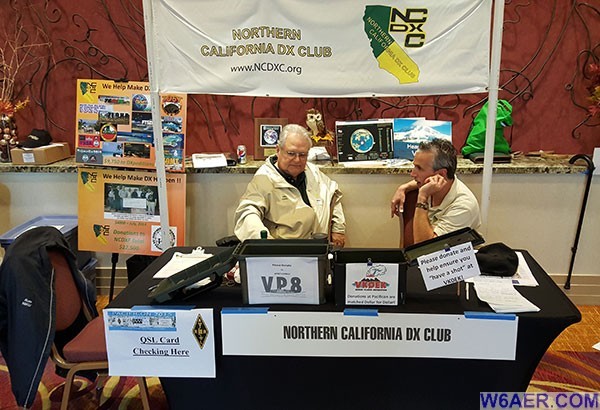 Pacificon Ham Radio Convention Northern California 2015