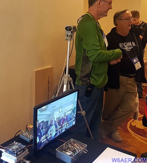 Pacificon Ham Radio Convention Northern California 2016