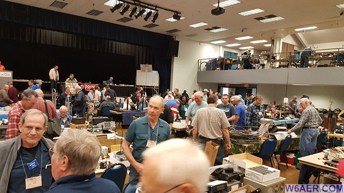 Seapac Ham Radio Convention Oregon Coast 2015