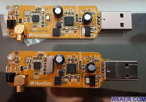 NooElec SDR USB Compare