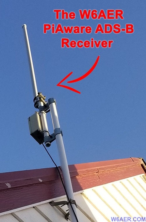 PiAware ADS-B Receiver
